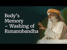 Body's Memory - Washing of Runanubandha - YouTube