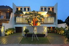Superb House In Indonesia By TWS & Partners