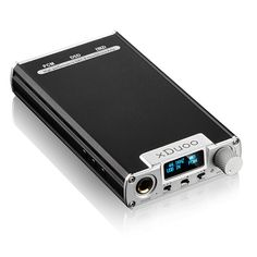XDuoo XD-05 Portable Audio AMP DAC Headphone Amplifier Support Native DSD Decoding 32bit/384khz with HD OLED Display