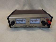 Elenco Model XP-80 Variable DC Power Supply #ElencoPrecision