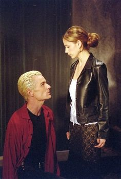 Buffy the Vampire Slayer - I don't care what anyone says, I love Spike more than I love Angel.