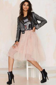 Rare London Bradshaw Tutu Skirt - Clothes | Party Shop | Flared
