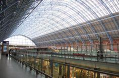 Londres - Gare Saint-Pancras - LANKAART