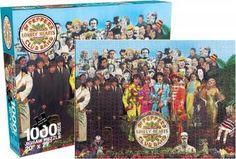 Productos y servicios - Productos - Rompecabezas - Beatles (Sargent Pepper) - La Casa de la Educadora: juegos, rompecabezas y didácticos