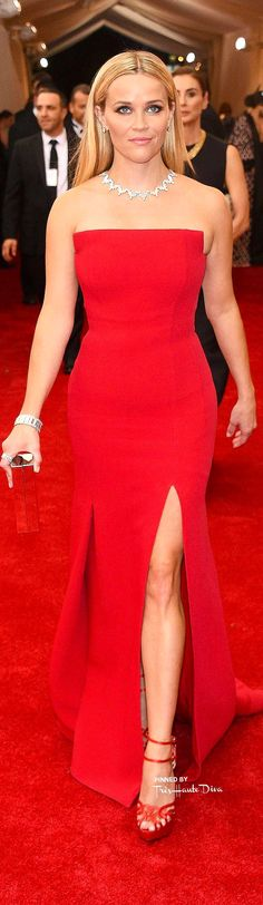 Reese Witherspoon in Jason Wu & Tiffany Jewelry ♔ Très Haute Diva ♔