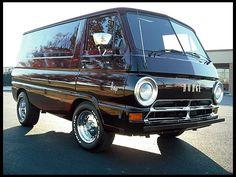 Dodge Shaggin Wagon   1967 Dodge Van LOG IN TO VIEW RESULTS