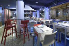 Ideas de #Contract de #Restaurante, estilo #Mediterraneo diseñado por Fet a mida Decorador con #Rehabilitación #Suelos  #CajonDeIdeas