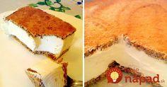 Dezert, ktorý si získa malých aj veľkých maškrtníkov. Vyskúšajte lahodné vanilkové rezy s poriadnou porciou mliečneho krému.
