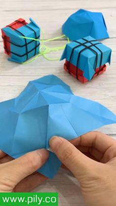 Diy Crafts To Do, Paper Crafts Origami, Diy Crafts Hacks, Paper Crafts For Kids, Diy Crafts Videos, Plane Crafts, Instruções Origami, Art Drawings For Kids, Origami Tutorial