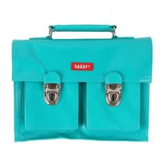 Bakker made with love cartable turquoise 1