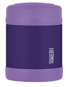 AmazonSmile: Thermos 10 Ounce Funtainer Food Jar, Blue: Lunch Boxes: Kitchen & Dining