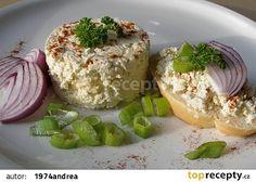 Ruský sýr recept - TopRecepty.cz Avocado Toast, Baked Potato, Mashed Potatoes, Pudding, Cheese, Homemade, Baking, Breakfast, Ethnic Recipes