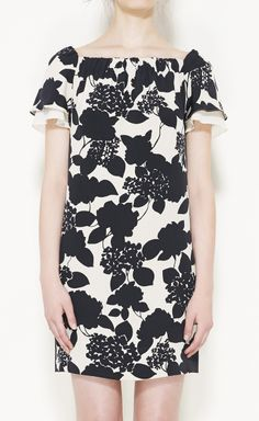3.1 Phillip Lim Black And Grey Dress | VAUNTE