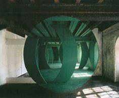 Georges Rousse, Metz 1994