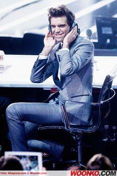 Mika on X Factor Italia