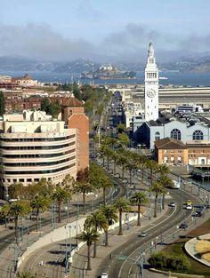 Baie De San Francisco, Usa San Francisco, San Francisco Travel Guide, San Francisco California, California Dreamin', Northern California, Pacific Coast Highway, Santa Monica, Big Sur