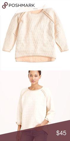 2c3b82534f5 Crew Bonded Reversible Sweater Worn once