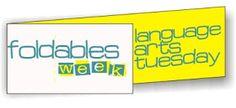 Thinking of Teaching: Foldables Week: Language Arts Tuesday