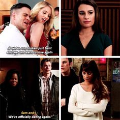 you're on my mind. Youre On My Mind, Learning To Love Again, Rachel Berry, Gives Me Hope, Tv Times, Dating Again, Lea Michele, Glee, Favorite Tv Shows
