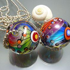 Melanie Moertel Lampwork Beads