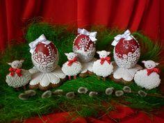 veľkonočné košičky z 3D vajíčok, veľkonočné | Medovníky Artmama.sk
