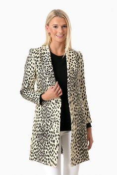 Why yes, you belong in my closet!! Love me some animal print! How gorgeous is this coat! Emerson Fry Leopard Wingtip Coat #ad #women #fashion #amazing #leopard #coat