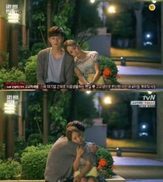 Episode 15 - Comfort Hug from Dongha. He's so sweet! (c) Soompi