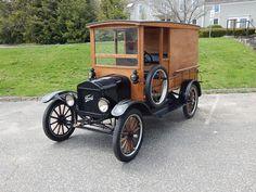 1923 Ford  Model T Depot Hack                              …