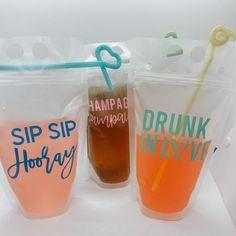 Drink Bag, Orange Beach Alabama, Homemade Alcohol, Pub Design, Capri Sun, Things To Come, Cocktails, Party Drinks, Cocktail Recipes