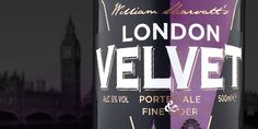 LondonVelvet - The Dieline -