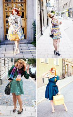 The Clothes Horse: Style Crush: Elsa Billgren