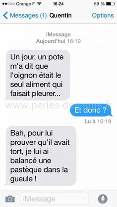 Text Messages Humor Un jour un pote ma dit Funny Sms, Funny Text Messages, Wtf Funny, Funny Fails, Funny Texts, Funny Jokes, Memes Humor, Meme Meme, Funny Humour