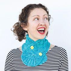 Ravelry: Tertiary Cowl pattern by Stephanie Lotven | Anzula Burly