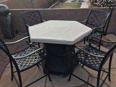 Custom Fire table Co