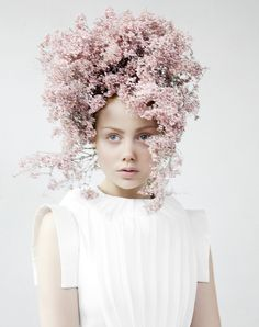 luc drouen HAIR & MAKE UP   PHOTOS  ANA BLOOM  MAG  BLOOM