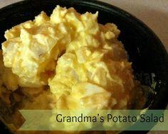 Sugar for Breakfast: Grandma's Potato Salad
