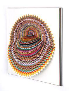 30 Amazing Examples of Paper Art - Designs Mag