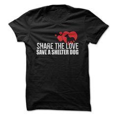 Share the Love. Save a Shelter Dog.