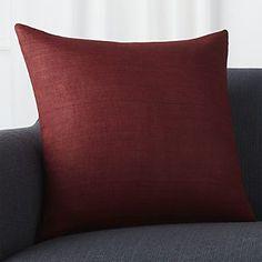 """Michaela Beet 20"""" Pillow"""