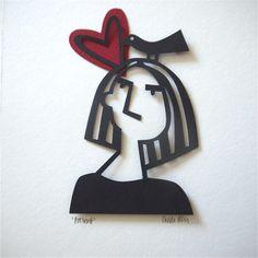 Papercut Portraits – www.blastedglass.co.uk