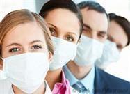 people wearing medical face mask