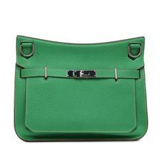 Hermes Menthe Clemence Jypsiere 28 - modaselle Hermes Kelly, Chanel, Louis Vuitton, Handbags, Luxury, Totes, Louis Vuitton Wallet, Hermes Kelly Bag, Purse
