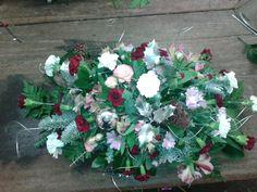 Rachel Shannon - Floristry • Christmas table arrangements
