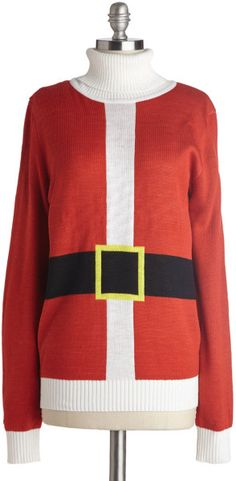 Just Be Claus Sweater