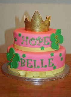 irish twins cake - Google Search
