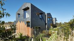 Image result for architects house for sale garage black cladding conversion