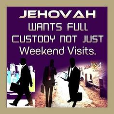 Can't fence sit as Jehovah God wants exclusive devotion Jehovah Names, Jehovah Witness, Jehovah's Witnesses Beliefs, Jehovah's Witnesses Jokes, Jw Jokes, Family Worship Night, Jw Humor, Bible Knowledge, Bible Truth