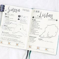 Lisbon & Sintra citytrip planning!