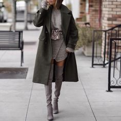 Winter Transition Outfits That Will Never Go Out Of Style Autumn Fashion 2018, New Fashion, Trendy Fashion, Style Fashion, Trendy Clothing, Fashion Outfits, Street Style 2018, Autumn Street Style, Street Styles
