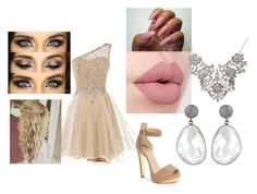"""""""Homecoming"""" by artemis-moonlight on Polyvore featuring Christian Louboutin"""